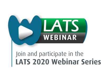 LATS 2020 Webinars Series - Registrations Released