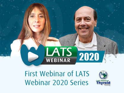 First Webinar of LATS Webinar 2020 Series