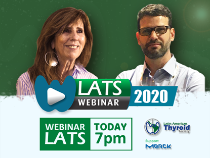 LATS 2020 Webinar Series - Registration for the 2nd event released