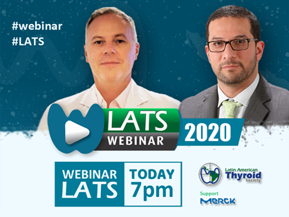 LATS 2020 Webinar Series - Registration for the 3rd event released