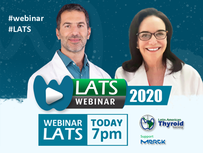 LATS 2020 Webinar Series - Registration for the 4th event released