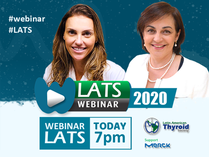 LATS 2020 Webinar Series - Registration for the 5th event released