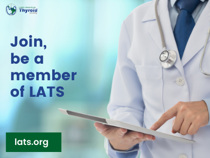 Be a Member of LATS